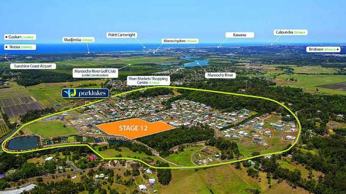 Buy a block at Parklakes residential estate in Bli Bli before 30/06/2013 and be rewarded with a $5000 Bunnings gift card.