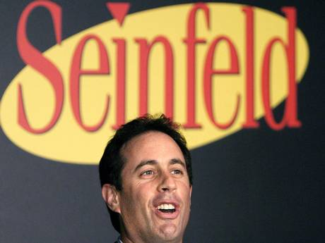 Remember when Channel 10 had big rating shows like Seinfeld?