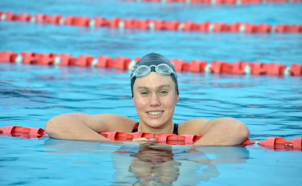 Chelsea Gubecka expected to dominate at national age titles.