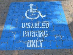 Name and shame group dobs in disabled park abusers
