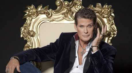 David Hasselhoff will appear at the 2013 Supanova Pop Culture Expo.