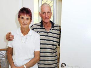 Aldershot couple left living in their shed since floods