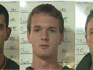 Search continues for prison escapees