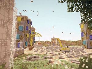 Battlefield 4 trailer redone in Minecraft: greatness ensues