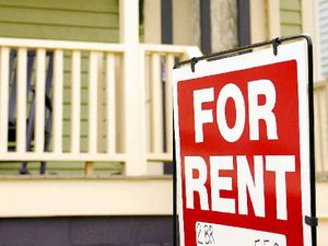 Rental market is hurting more