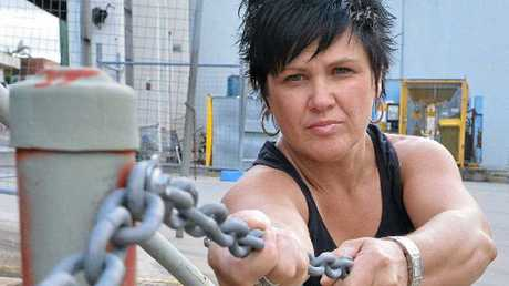 TOUGH ASK: Sharon Collie is training to take part in Tough Mudder and the Relay For Life.