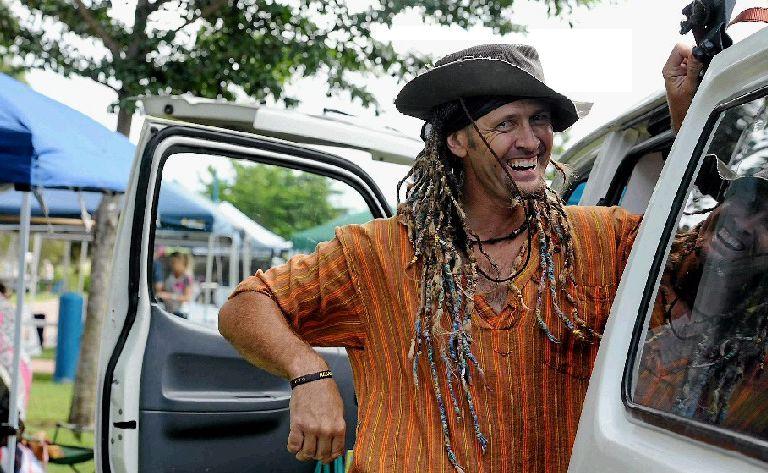 NAME GAME: Dr Seuss fan Robert Springer is going to change his name Zanzibar Buck Buck McFizz... legally.