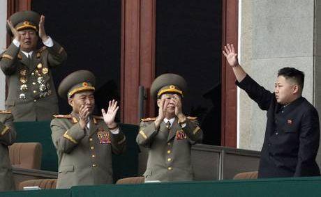 North Korean's leader Kim Jong-un