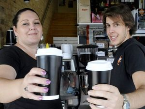 Charitable 'Bounce': Suspend a coffee for someone in need