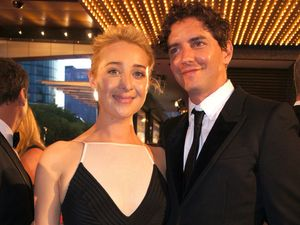 Asher Keddie is Australian TV's golden girl