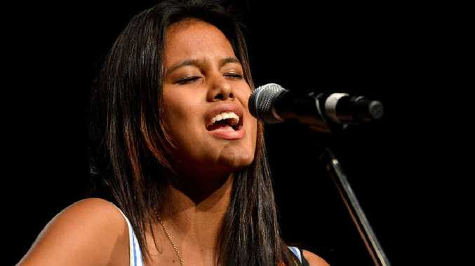 Mackay singer Aaliyah Warren will head to Sydney this month to perform in front of the judges of X Factor.