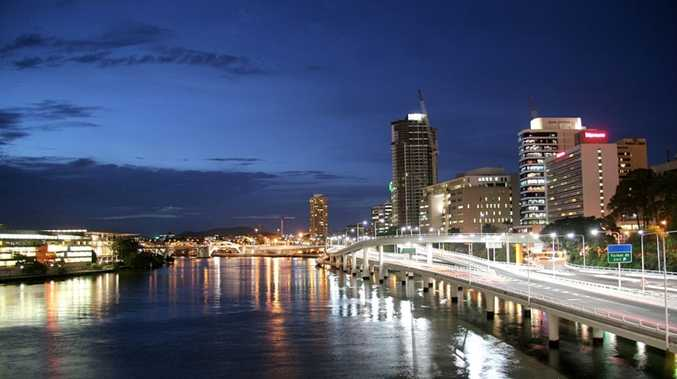 The Mercure Brisbane has stunning views of the Brisbane River.