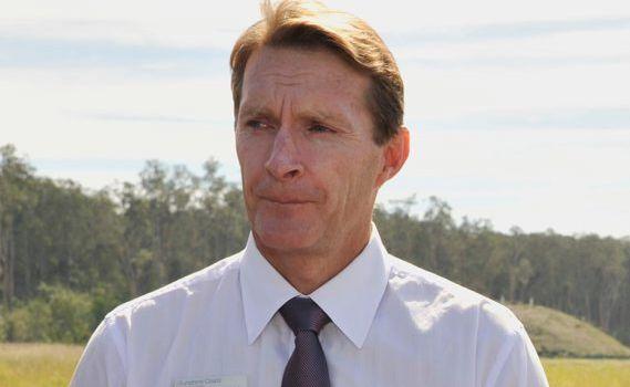 Deputy Mayor Chris Thompson said negotiations had stalled.