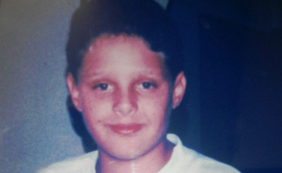 13-year-old Arthur Haines who died in a deliberately lit fire in the late 90s.