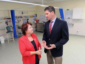 MP calls for staff at Gladstone's Breast Screen clinic