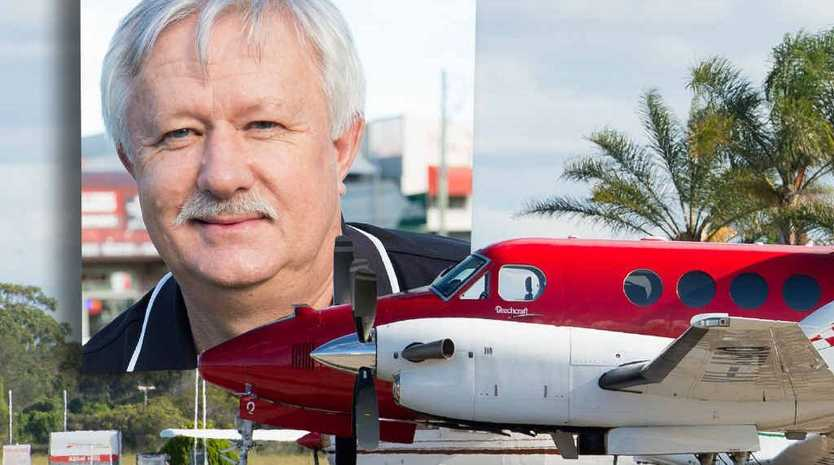 NOT HAPPY: Peter Auld wants answers from the NSW Ambulance Service.