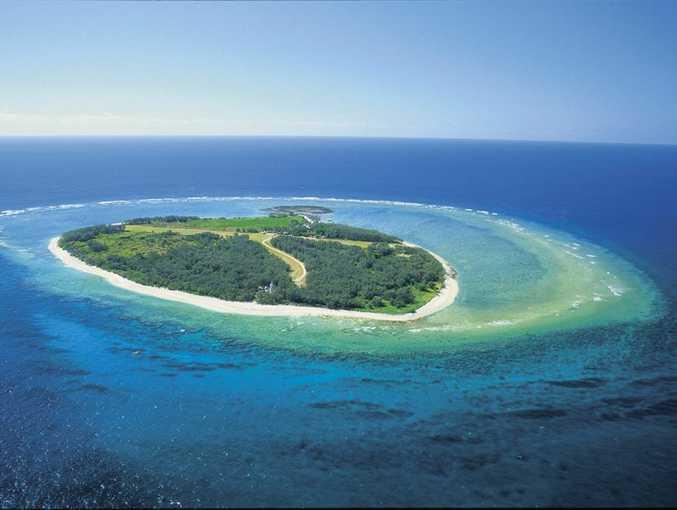 Lady Elliot Island, on the Great Barrier Reef.