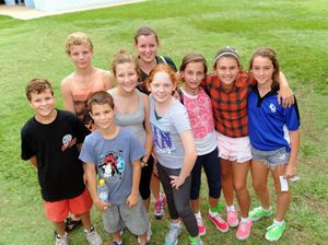 Kids ready to rumble in park for National Youth Week
