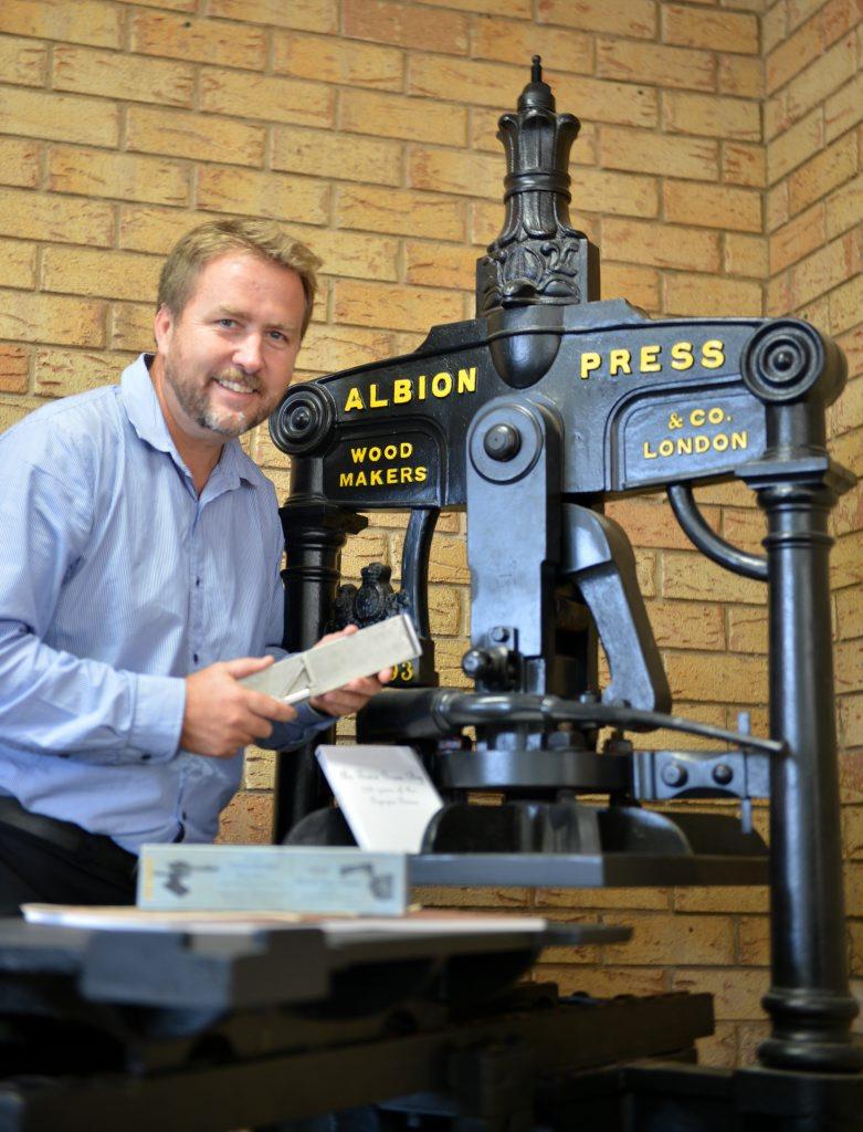 Gympie Times Editor Craig Warhurst