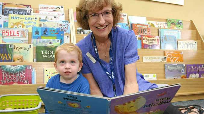GREAT HONOUR: Candace Watts, a librarian at Maleny Library, has been nominated for the most popular children's librarian in Australia award.