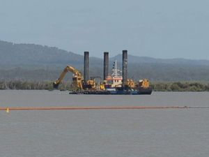 Dredging findings released in review on Gladstone Port