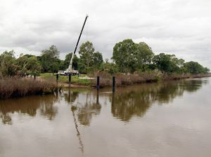 Flood repair to pontoon causing delays for boaties