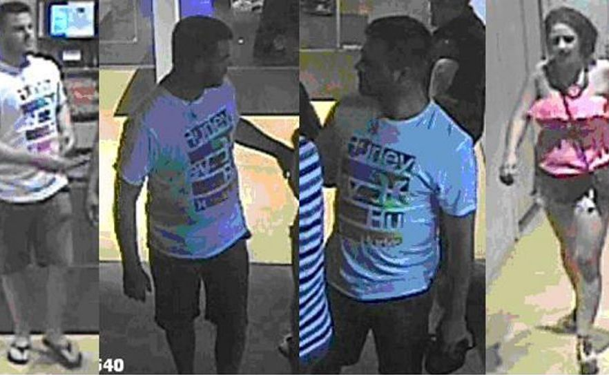 Police are appealing for public assistance to identify two people they wish to speak to in relation to an assault at a Tannum Sands hotel on January 18.