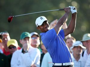 Tiger Woods once again the world's highest-paid athlete