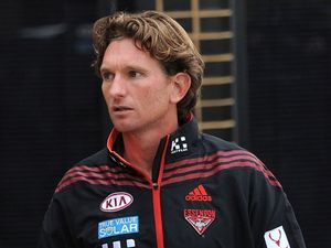 Essendon's James Hird, manager, doctor charged over drugs