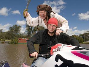 Jetski Pirates
