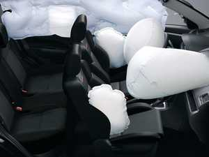 Faulty airbags in Aussie cars