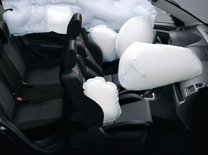 Faulty airbags cause recall of millions of cars