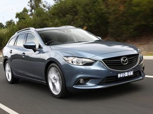 Road test- Mazda6 wagon bursts into the limelight