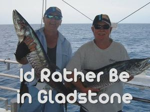 I'd rather be in Gladstone - tourism jingle