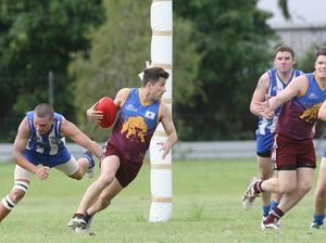 Battle of codes for Central Queensland footy dominance