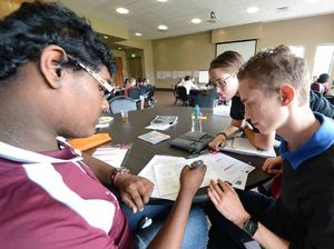 Youth help shape the future with input about vital issues