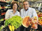 Mel and Gill Luke, owners of Luke's IGA X-press in Buderim, have won the chain's top award. They are taking on the big supermarkets with fresh local produce and good service.