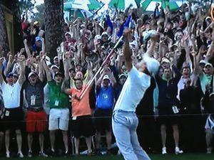 Nation's leaders praise golfer Adam Scott for US Masters win