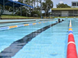 Heated pool closed until Monday for maintenance