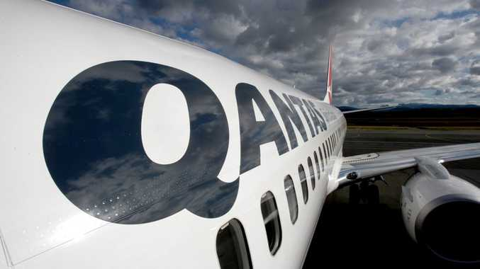 Qantas has posted a loss of almost $3 billion in its latest results.