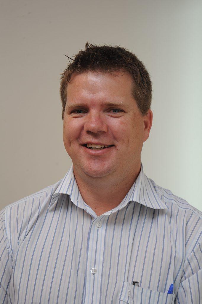Darren Bosley.
