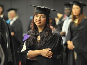 100 USQ students graduate in Ipswich