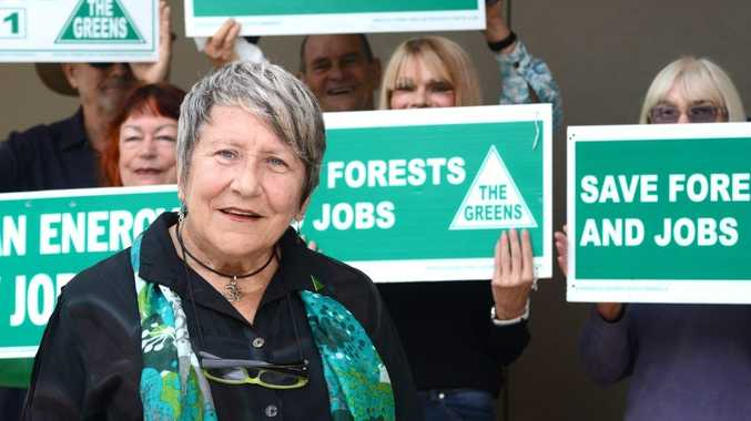 Greens candidate for Cowper, Carol Vernon, will twice lead a 'March Against Climate Apathy' in the lead up to next month's federal election.