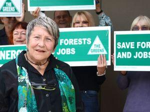 Greens' climate change debate challenge to Hartsuyker
