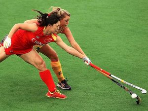 Hockey star on track for Junior World Cup
