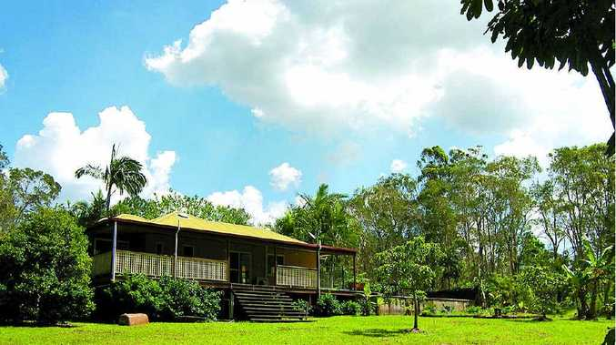 15 Forestry Rd, Landsborough, boasts multiple living areas, country views and a pool