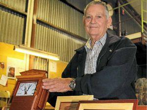 Former sparkie a craftsman for life