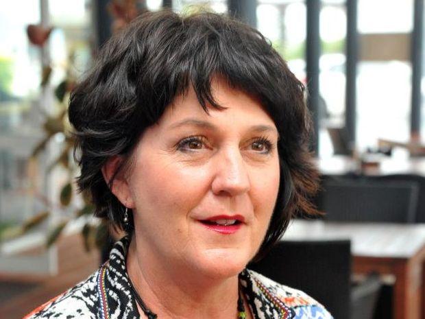 Small business minister Jann Stuckey