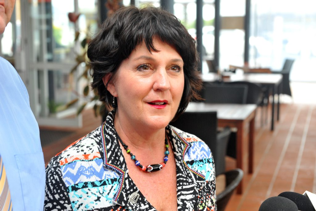 MP Jann Stuckey says crime and hospitals were major concerns for southern Queenslanders.