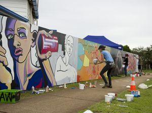Street art comp